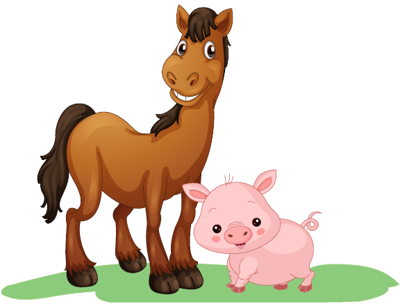 green meadows farm pony and piggy invite guests to join email list